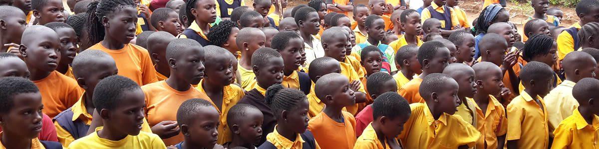 Naomi Froese Schule Kampala